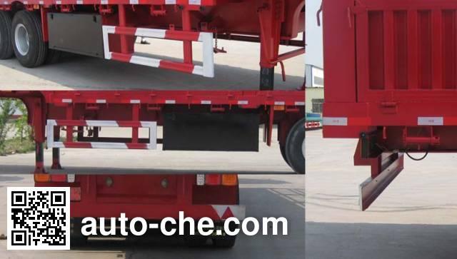 Shengrun SKW9406CLXY stake trailer