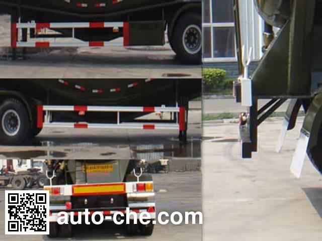 Shengrun SKW9406GFLB low-density bulk powder transport trailer