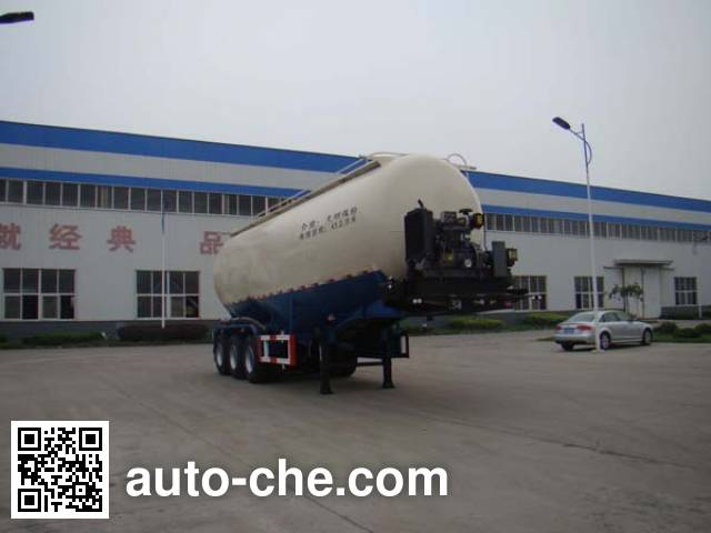 Shengrun SKW9407GFLA medium density bulk powder transport trailer