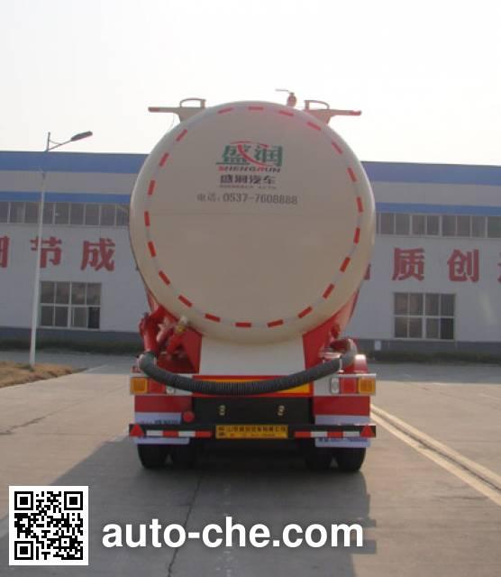 Shengrun SKW9408GFLA low-density bulk powder transport trailer