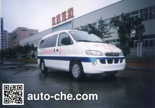 Shenglu SL5030XFYX1 immunization and vaccination medical car