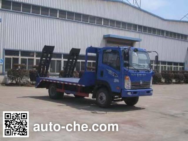 Longdi SLA5040TPBCD8 flatbed truck