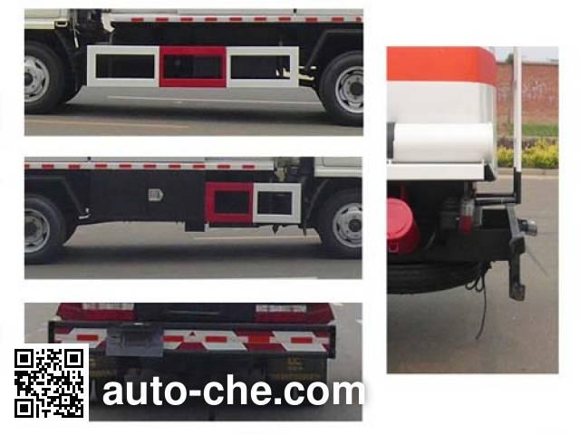Longdi SLA5060GJYE6 fuel tank truck