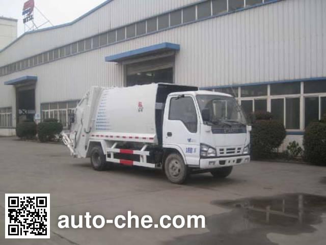 Longdi SLA5070ZYSQL8 garbage compactor truck