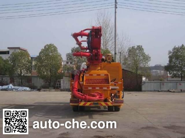 Longdi SLA5161THBE8 concrete pump truck