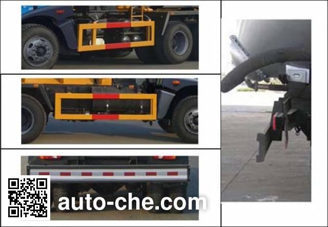 Longdi SLA5250GGHC6 dry mortar transport truck