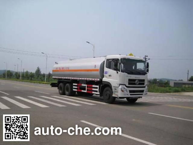 龙帝牌SLA5251GYYDF12运油车