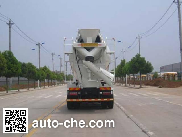 龙帝牌SLA5257GJBHN8混凝土搅拌运输车