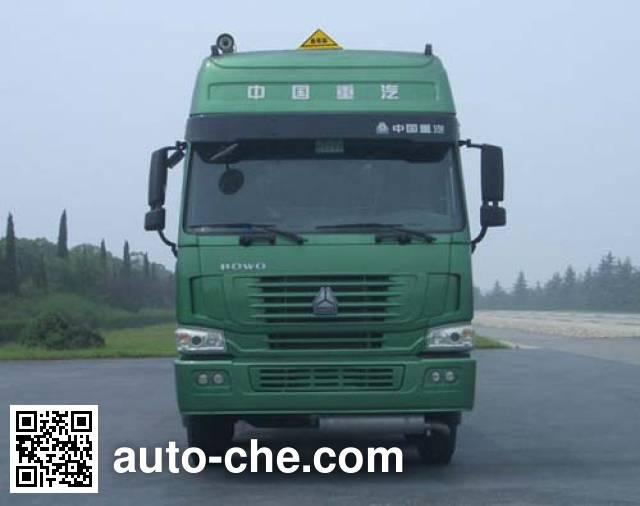 Longdi SLA5313GJYZ6 fuel tank truck