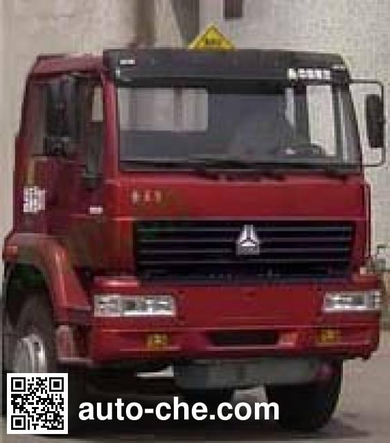 Longdi SLA5312GJYZ6 fuel tank truck