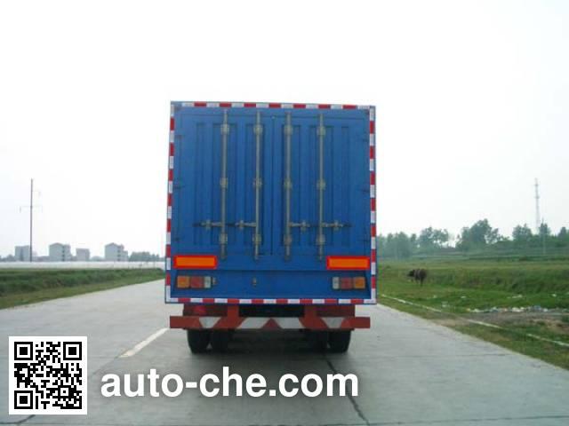Longdi SLA9391XXY box body van trailer