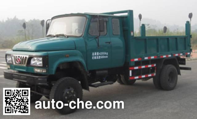 少林牌SLG5815CPDS自卸低速货车