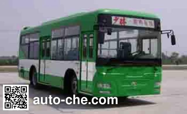 少林牌SLG6770T5GFR城市客车
