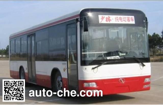 少林牌SLG6105EV纯电动城市客车