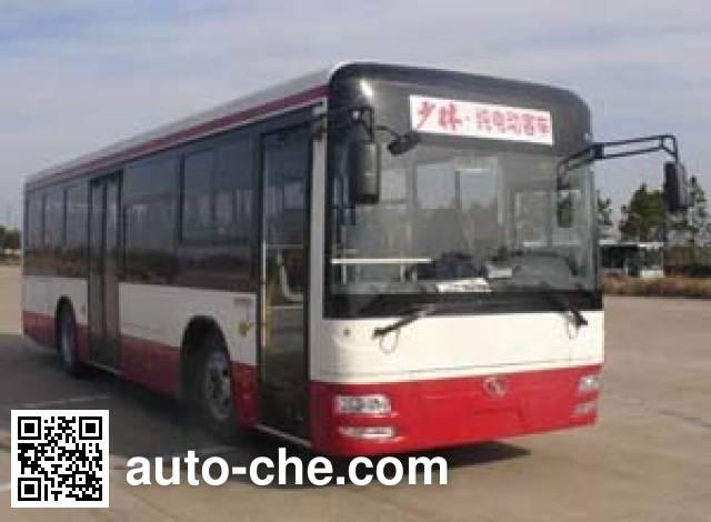 少林牌SLG6106EV纯电动城市客车