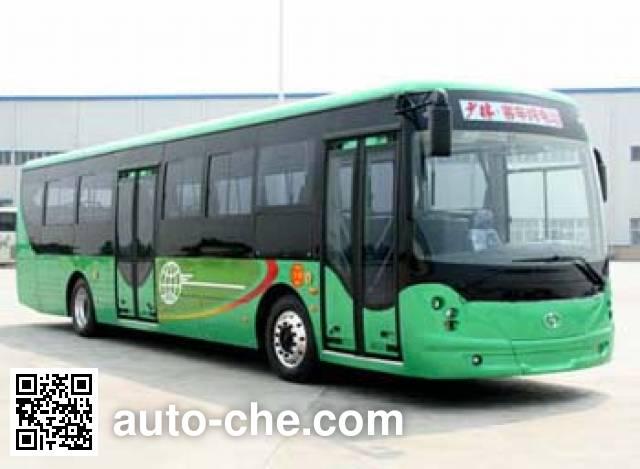 少林牌SLG6120EV纯电动城市客车