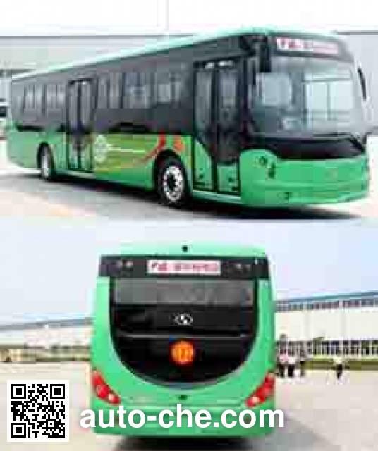 Shaolin SLG6120HEV hybrid electric city bus