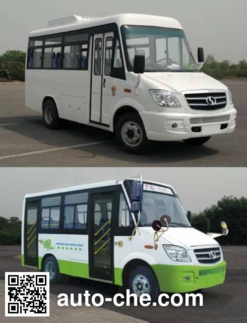Shaolin SLG6580C5GF city bus