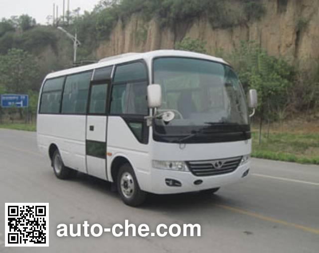 少林牌SLG6602C4E客车