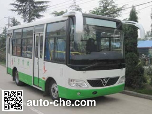 Shaolin SLG6600C4GE city bus