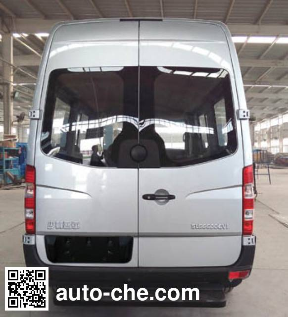 Shaolin SLG6600EVG1 electric city bus