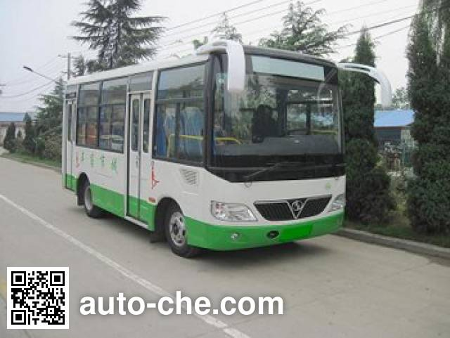 少林牌SLG6600T5GF城市客车