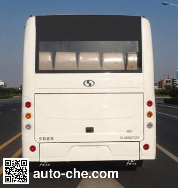 少林牌SLG6607C5E客车