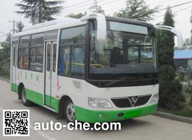 少林牌SLG6607C5GF城市客车