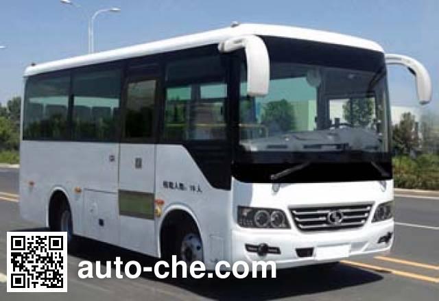少林牌SLG6608C5Z客车