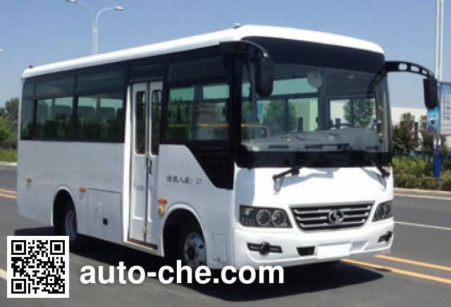 少林牌SLG6660C5E客车
