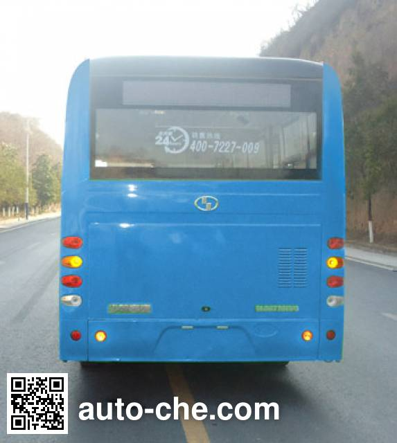 少林牌SLG6660EVG1纯电动城市客车