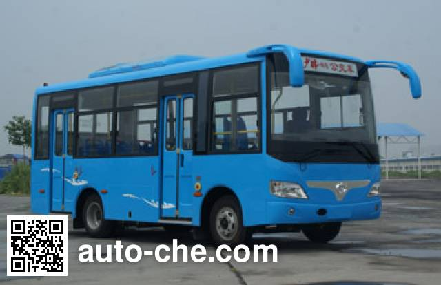 少林牌SLG6660EVG2纯电动城市客车