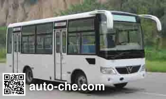 少林牌SLG6669C4GE城市客车