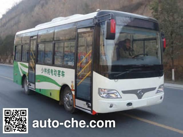 少林牌SLG6720EVG纯电动城市客车
