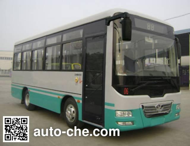 少林牌SLG6721C4GF城市客车
