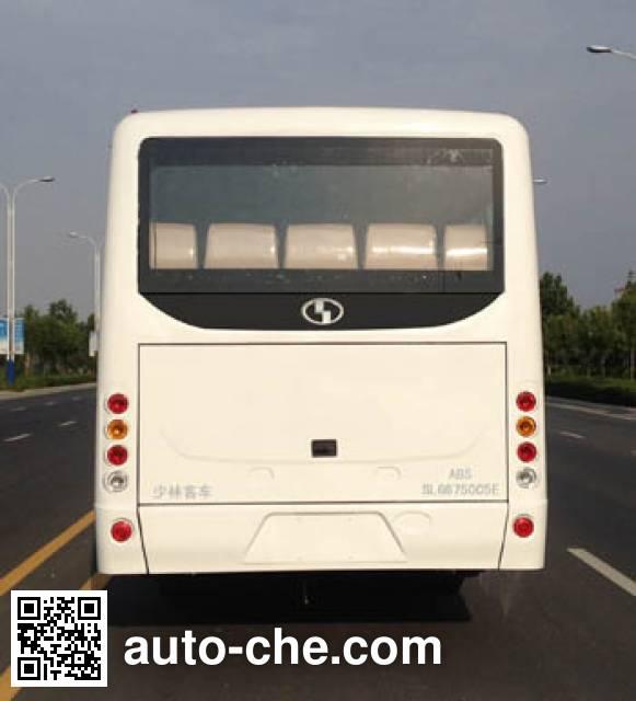 少林牌SLG6750C5E客车