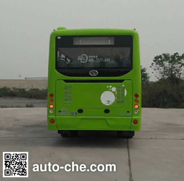 少林牌SLG6770C5GER城市客车