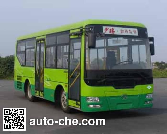 少林牌SLG6770T5GER城市客车