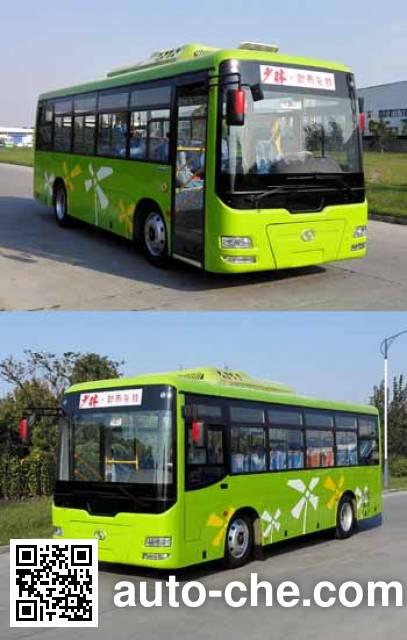 Shaolin SLG6821EVG2 electric city bus