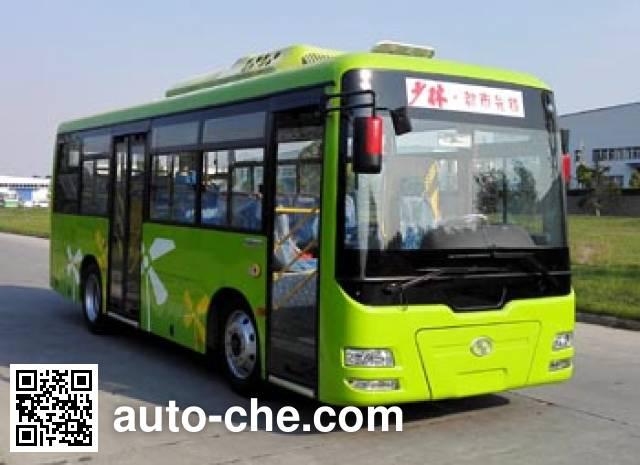 少林牌SLG6821EVG纯电动城市客车