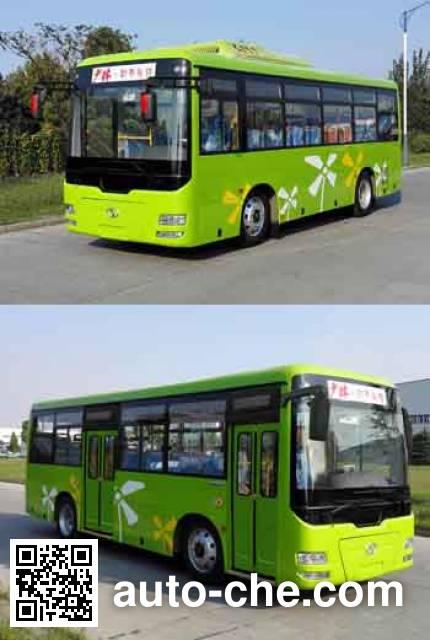 少林牌SLG6821EVG1纯电动城市客车