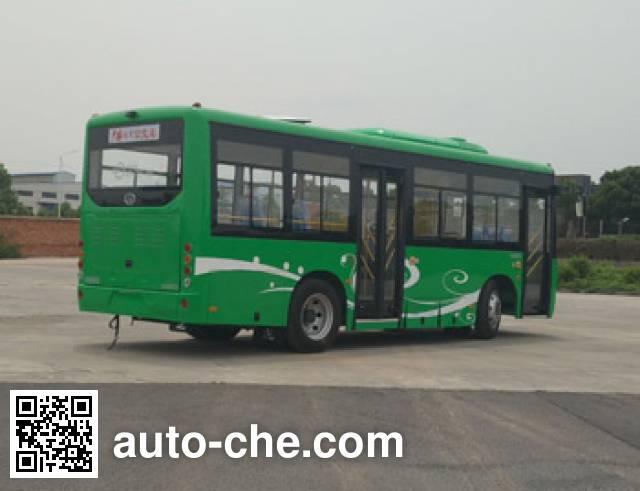 少林牌SLG6822EVG纯电动城市客车
