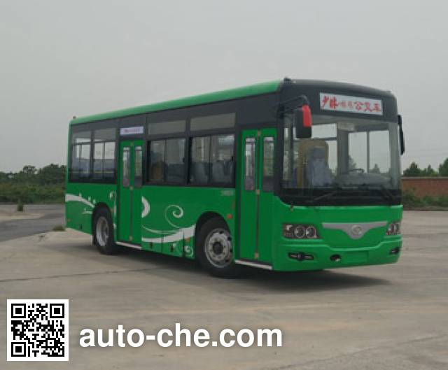 Shaolin SLG6822EVG electric city bus