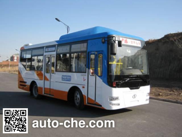 少林牌SLG6860T5GFR城市客车