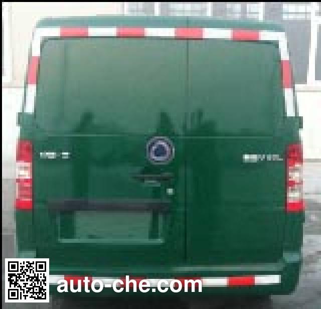 Sunlong SLK5021XYZE0BEV01 electric postal van