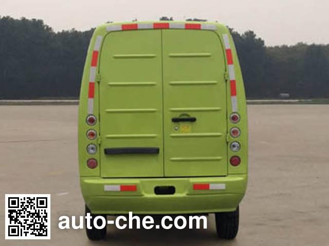 Sunlong SLK5031XXYSE0BEV electric cargo van