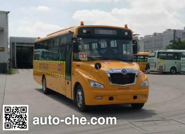 Sunlong SLK6100XSD5 primary school bus