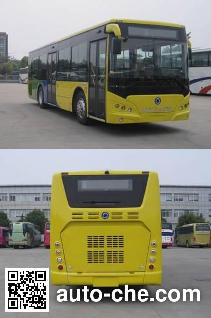 申龙牌SLK6109ULE0BEVS2纯电动城市客车