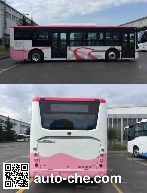 Sunlong SLK6109ULE0BEVS3 electric city bus