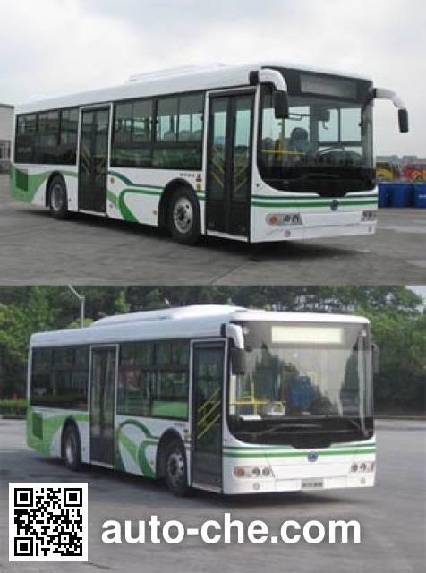 申龙牌SLK6109US3N5城市客车